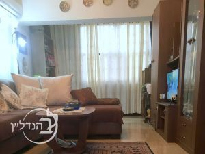 For Sale Apartment 2.5 rooms in B in Ashdod