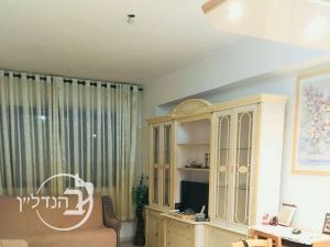 For Sale Apartment 2 rooms, spacious , first line to the sea in a Ashdod