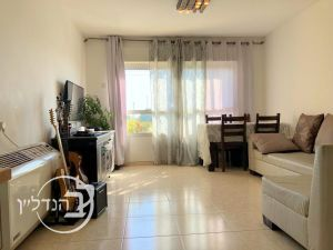 For sale apartment 3.5 rooms in the heart t in Ashdod