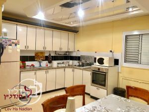 For sale apartment 3.5 rooms in the heart and Ashdod