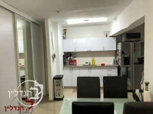 For sale garden apartment with 3 rooms in a Ashdod