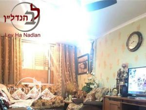 For sale apartment 4 rooms in the heart and in Ashdod