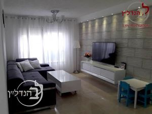 For sale 3-room apartment in the heart by in Ashdod