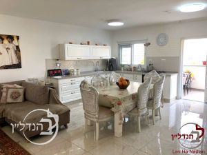 "For sale duplex 5 rooms in the""in Ashdod"