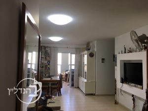For sale a 4 room apartment in Ud Alef. a attractive price