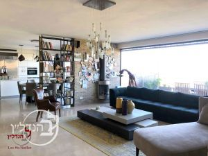 For sale penthouse luxurious 5-bedroom in the marina of Ashdod