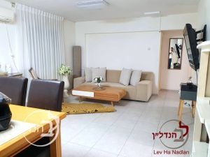 For rent apartment 3.5 rooms in D Ashdod