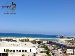 For sale Apartment 2 rooms with full views of the sea in a Ashdod