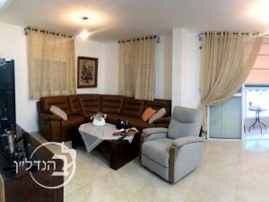 For sale duplex 5 rooms in the heart of city Ashdod
