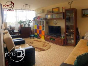 For sale Apartment 3 rooms in the heart and in Ashdod