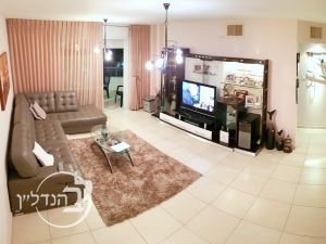 For Sale Apartment 5 rooms amazing in the Ud Bet in Ashdod